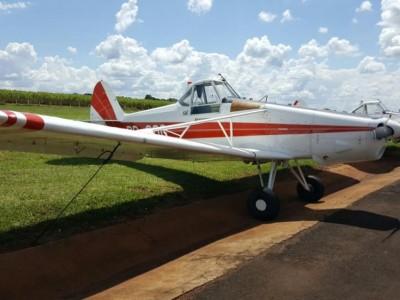 Detalhes da aeronave PA-25-260 PAWNEE