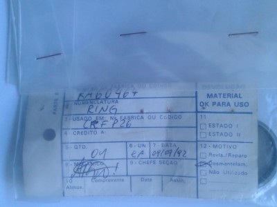 Detalhes da aeronave RA60464/CRFP26