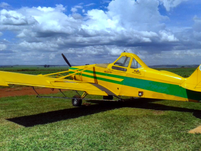 Detalhes da aeronave PA-25-235 PAWNEE